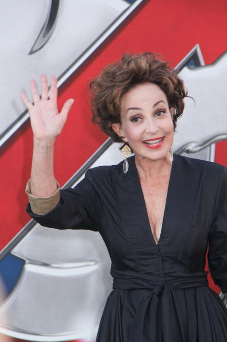 Annie Potts contact